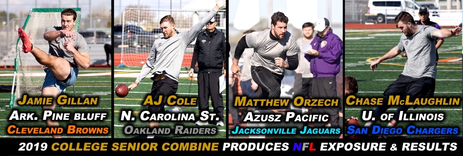 College Senior Combine Gets Specialist's Exposure And Results