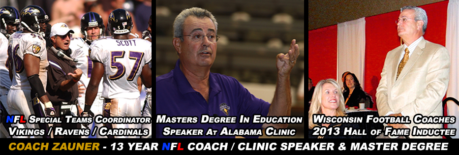 COACH ANALYZES, EVALUATES AND TEACHES